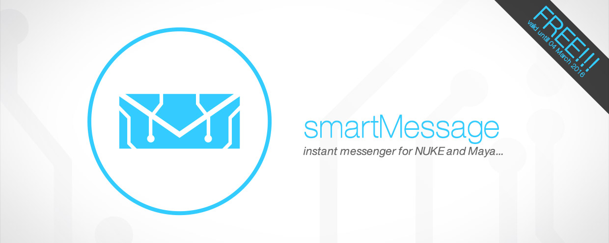 FREE SMARTMESSAGE licenses! Valid until 04 March 2016