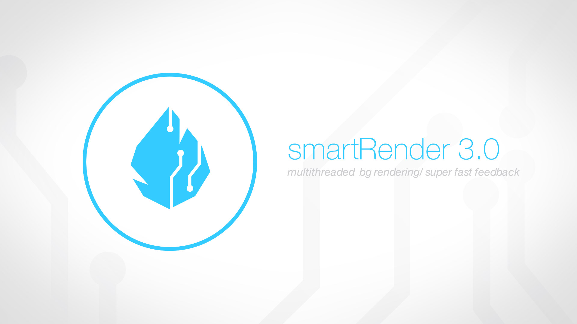 Published smartRender 3.0